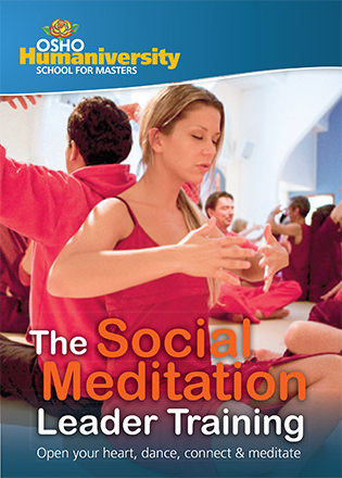 Social Meditation Leader Training