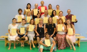 Social Meditation Leader Training in Russia